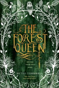 the forest queen book cover