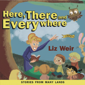 here there everywhere cd cover