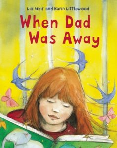 when dad was away book cover