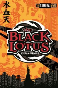 The Black Lotus cover