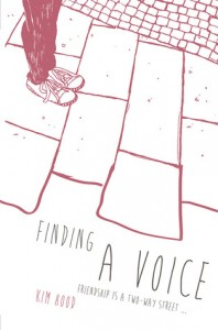 finding a voice cover