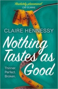 nothing tastes as good book cover
