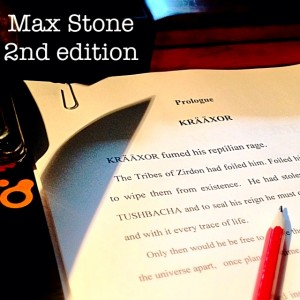 Max Stone 2nd edition