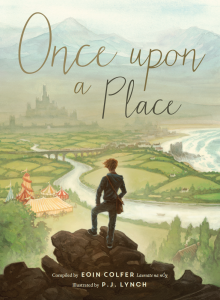 once upon a place book cover