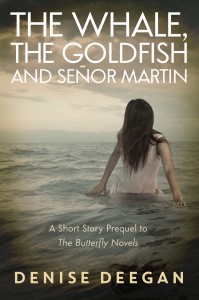 The Whale The Goldfish and Senior Martin cover