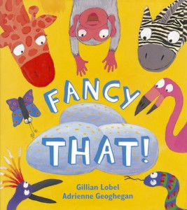 Fancy That! cover
